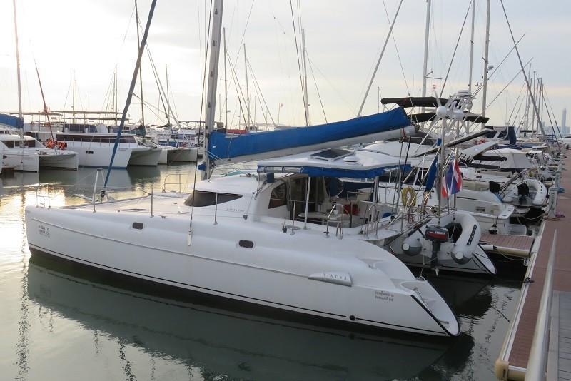ATHENA 38 Catamaran-13