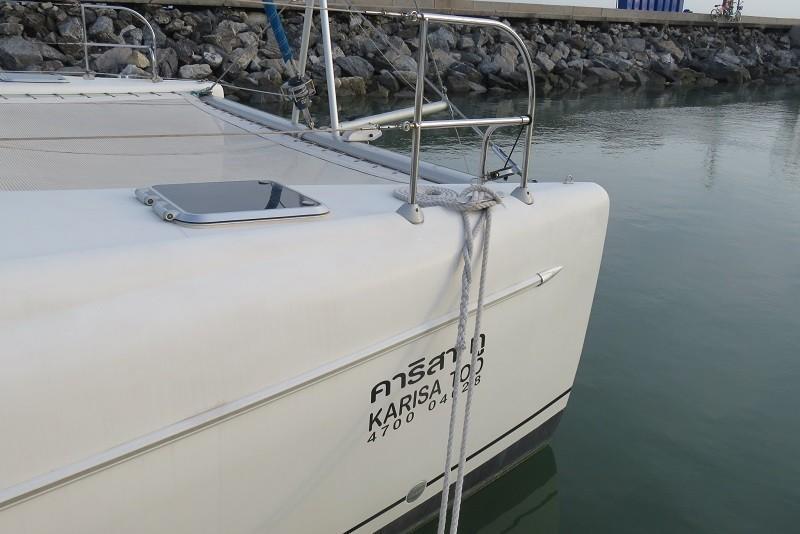 ATHENA 38 Catamaran-15