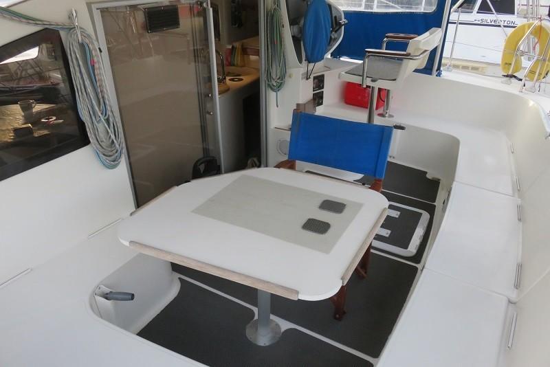 ATHENA 38 Catamaran-17