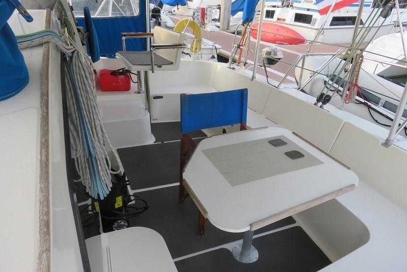 ATHENA 38 Catamaran-18