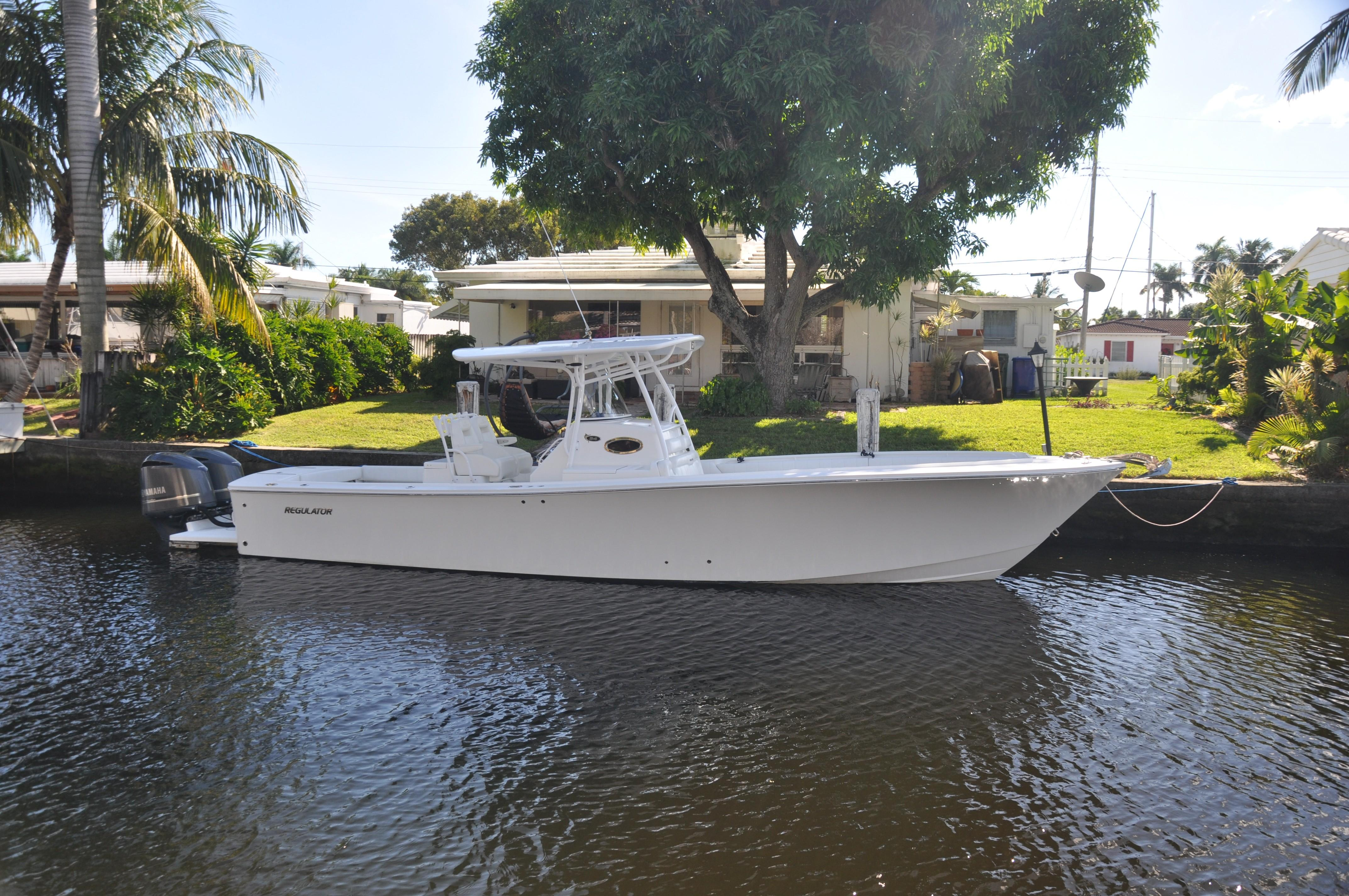 Regulator Boats For Sale | Center Consoles