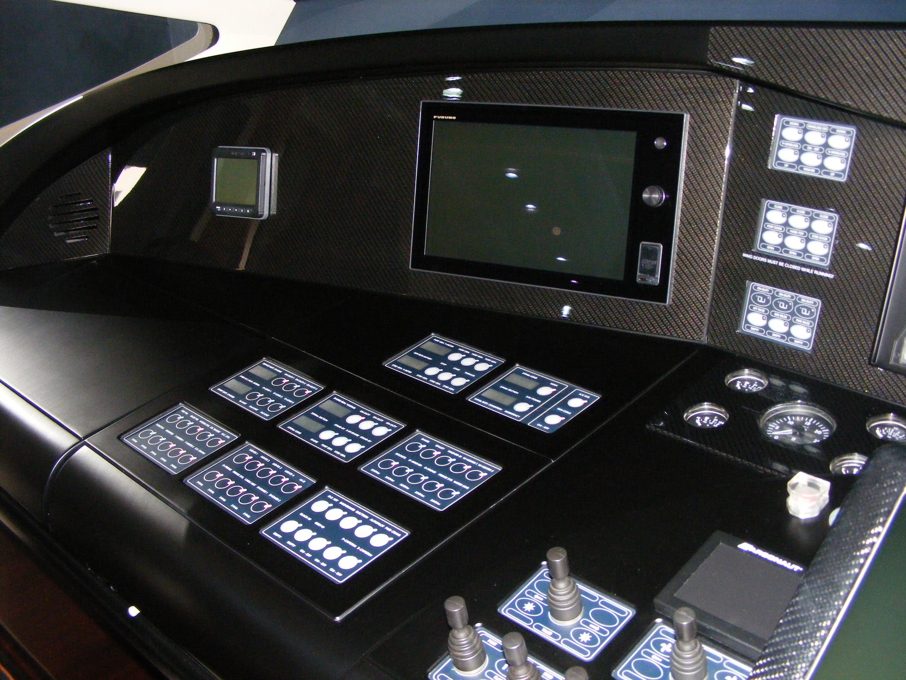2002 Pershing 88 - Port Dash