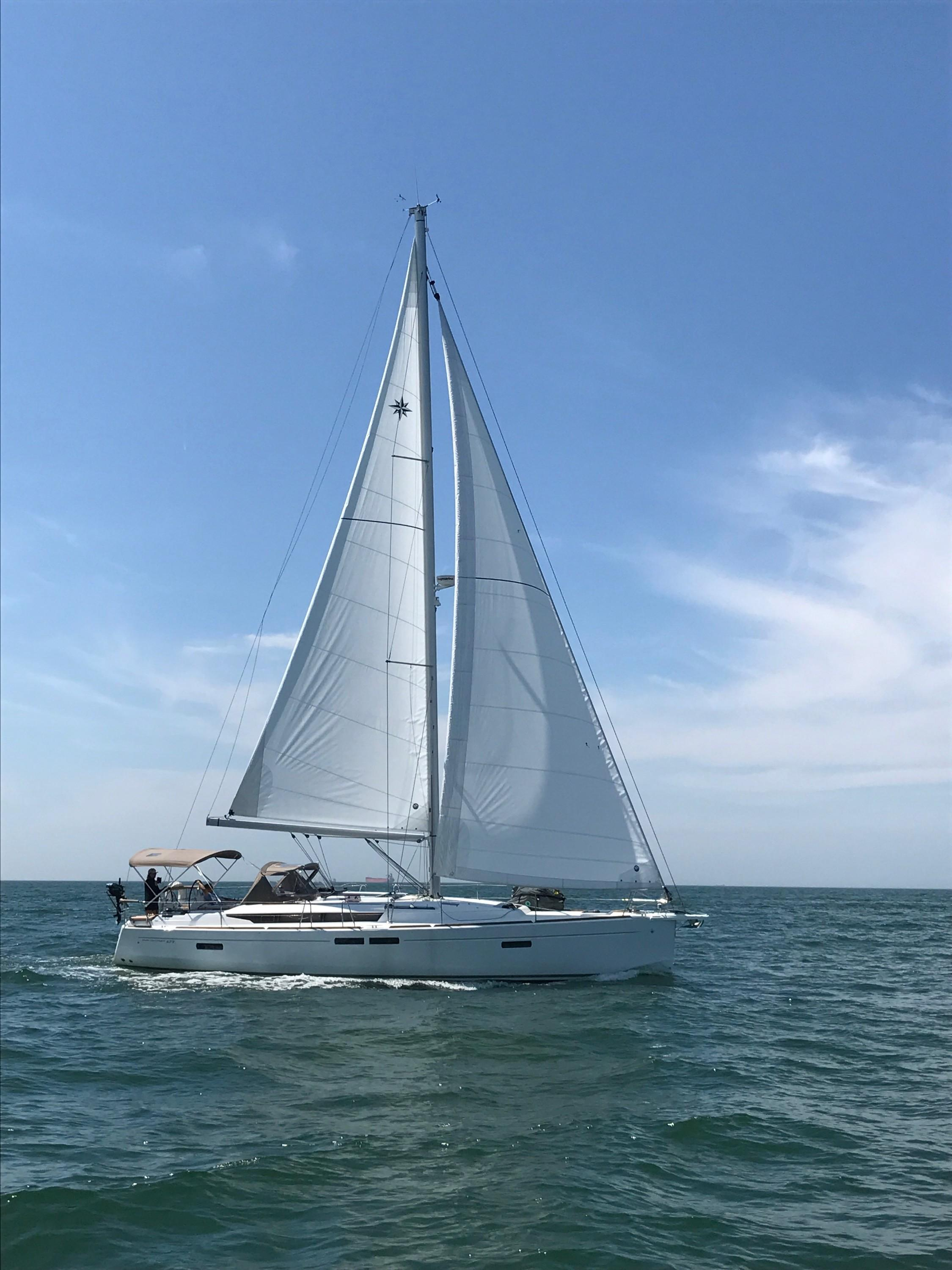2016 Jeanneau Sun Odyssey 479 | Sailboats for Sale