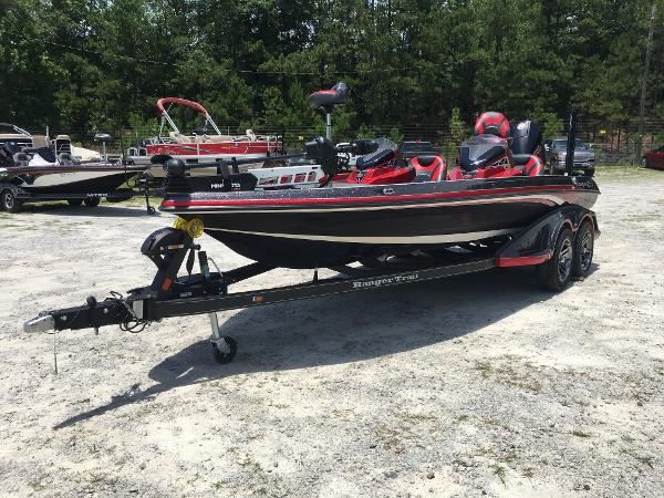2020 Ranger Boats boat for sale, model of the boat is Z520L & Image # 7 of 35
