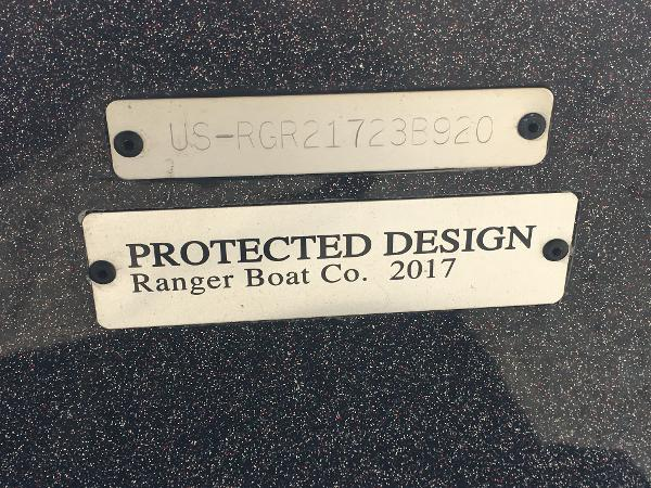 2020 Ranger Boats boat for sale, model of the boat is Z520L & Image # 35 of 35