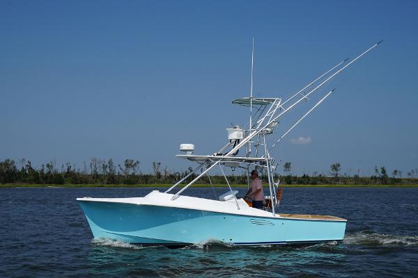 2001 27' Tides Custom Carolina
