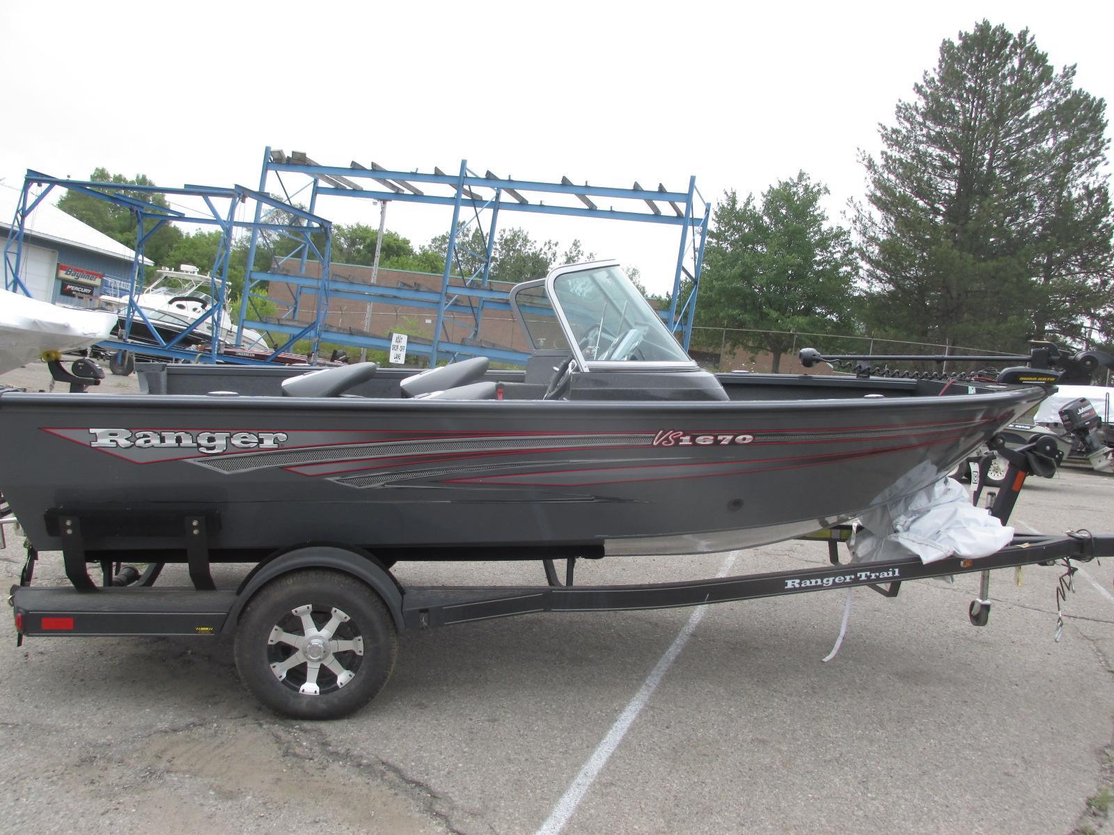 RangerVS1670WT