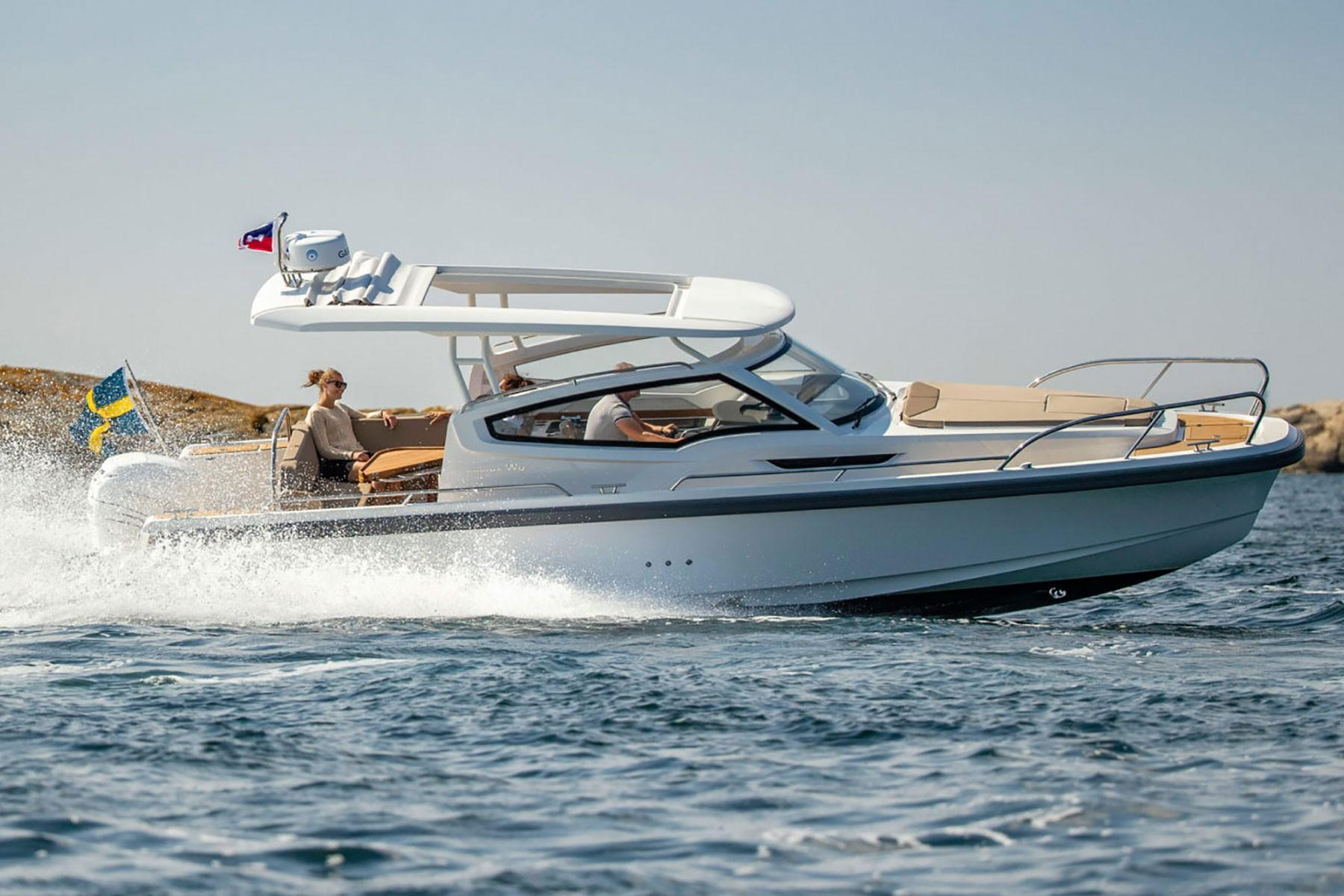 Picture Of:  30' Nimbus W9 2020Yacht For Sale | 18