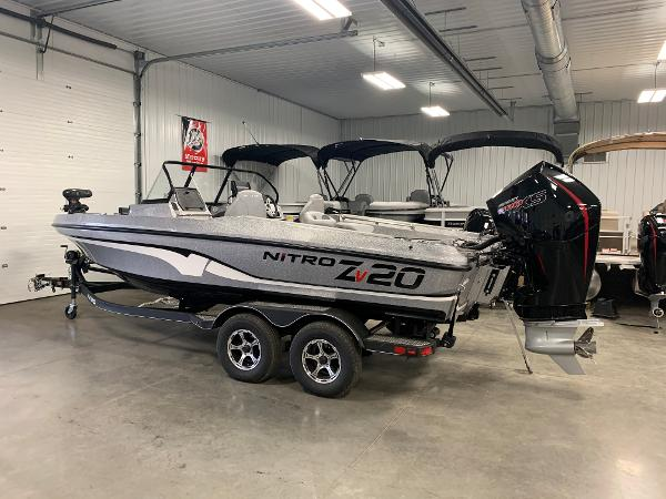 2020 Nitro boat for sale, model of the boat is ZV20 Pro & Image # 2 of 18