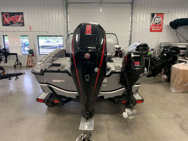 2020 Nitro boat for sale, model of the boat is ZV20 Pro & Image # 3 of 18