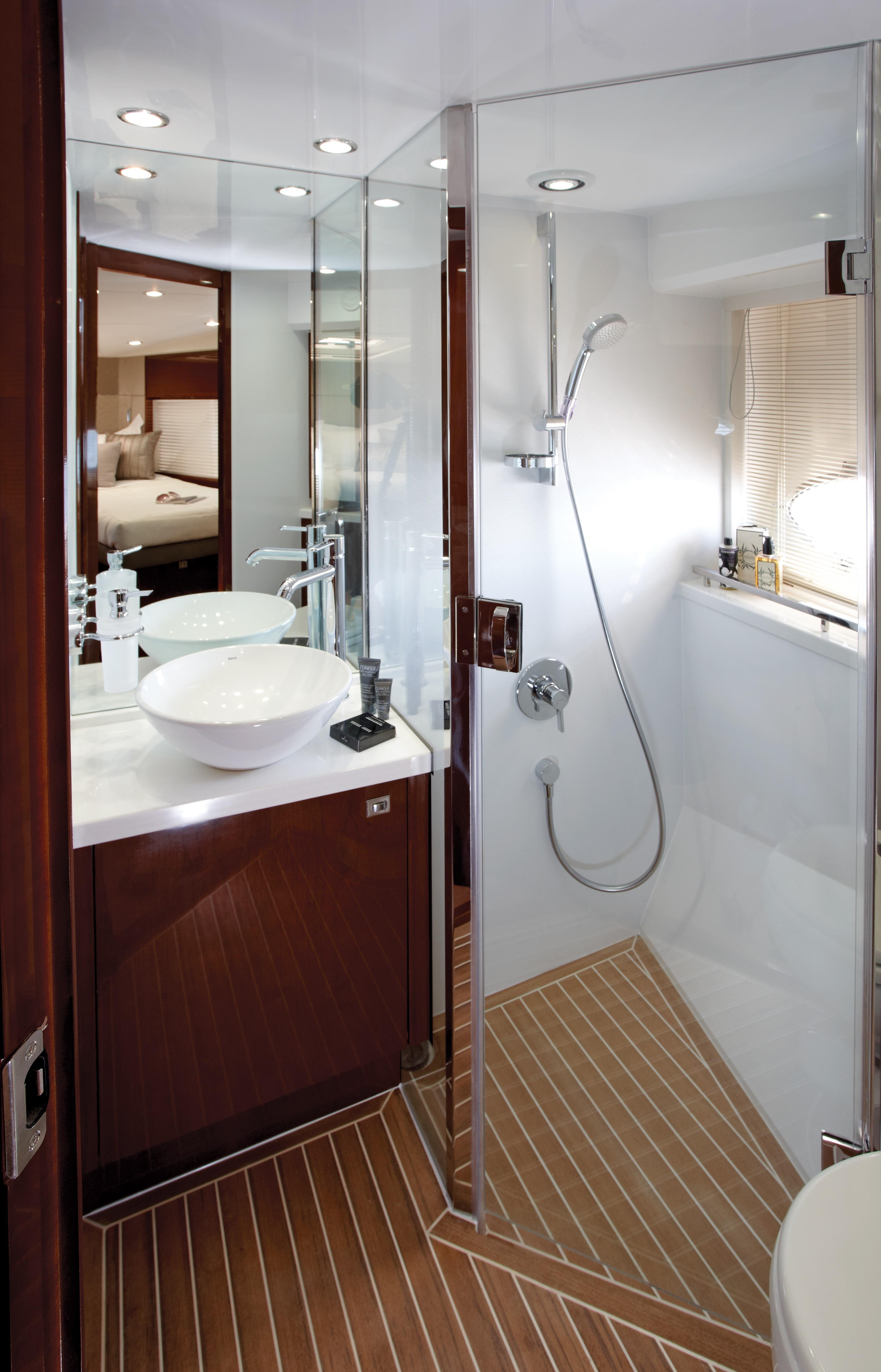 Manufacturer Provided Image: Princess V52 Guest Bathroom