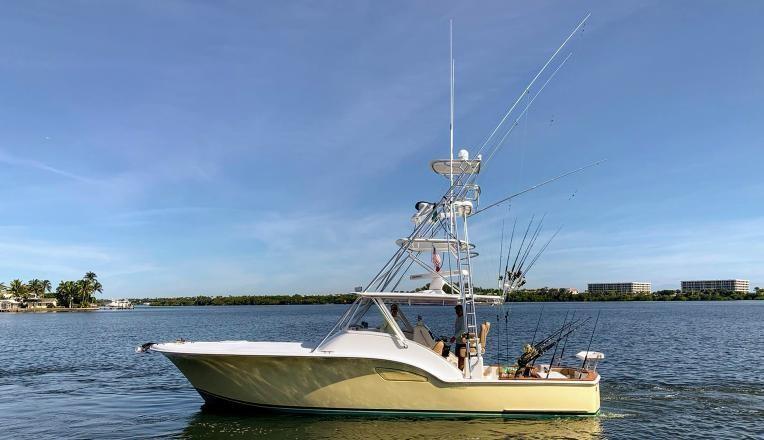 Out Island 38 Express Fisherman