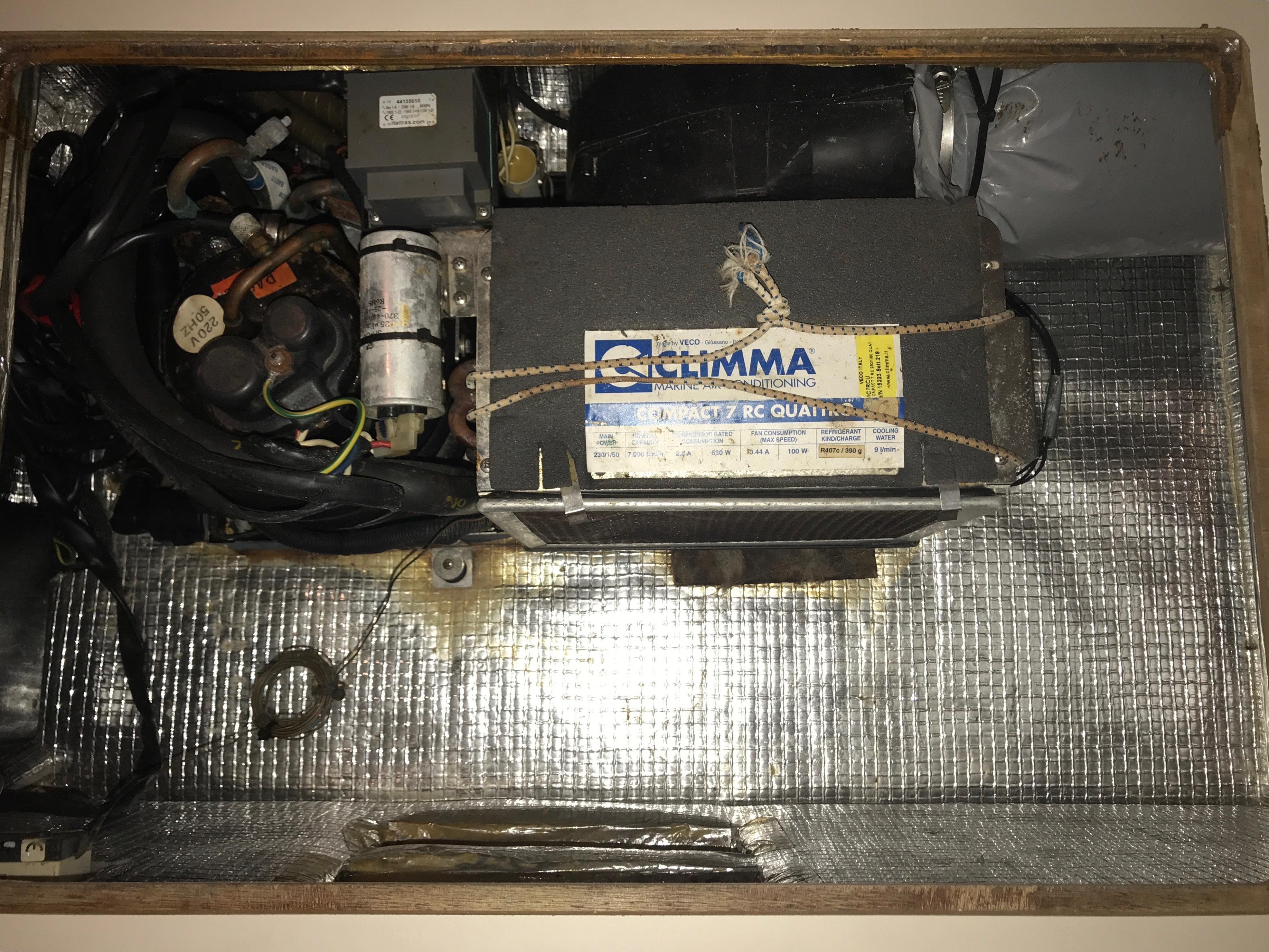Air condition unit