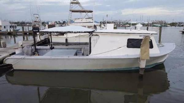 2010 CUSTOM 44X18 CUSTOM SINTES DIVE BOAT for sale