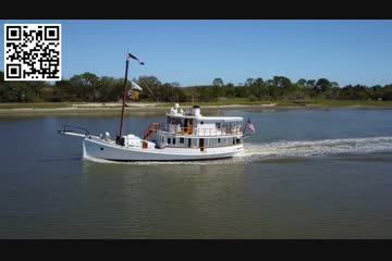 Custom COASTAL QUEEN Oyster Buy Boatvideo