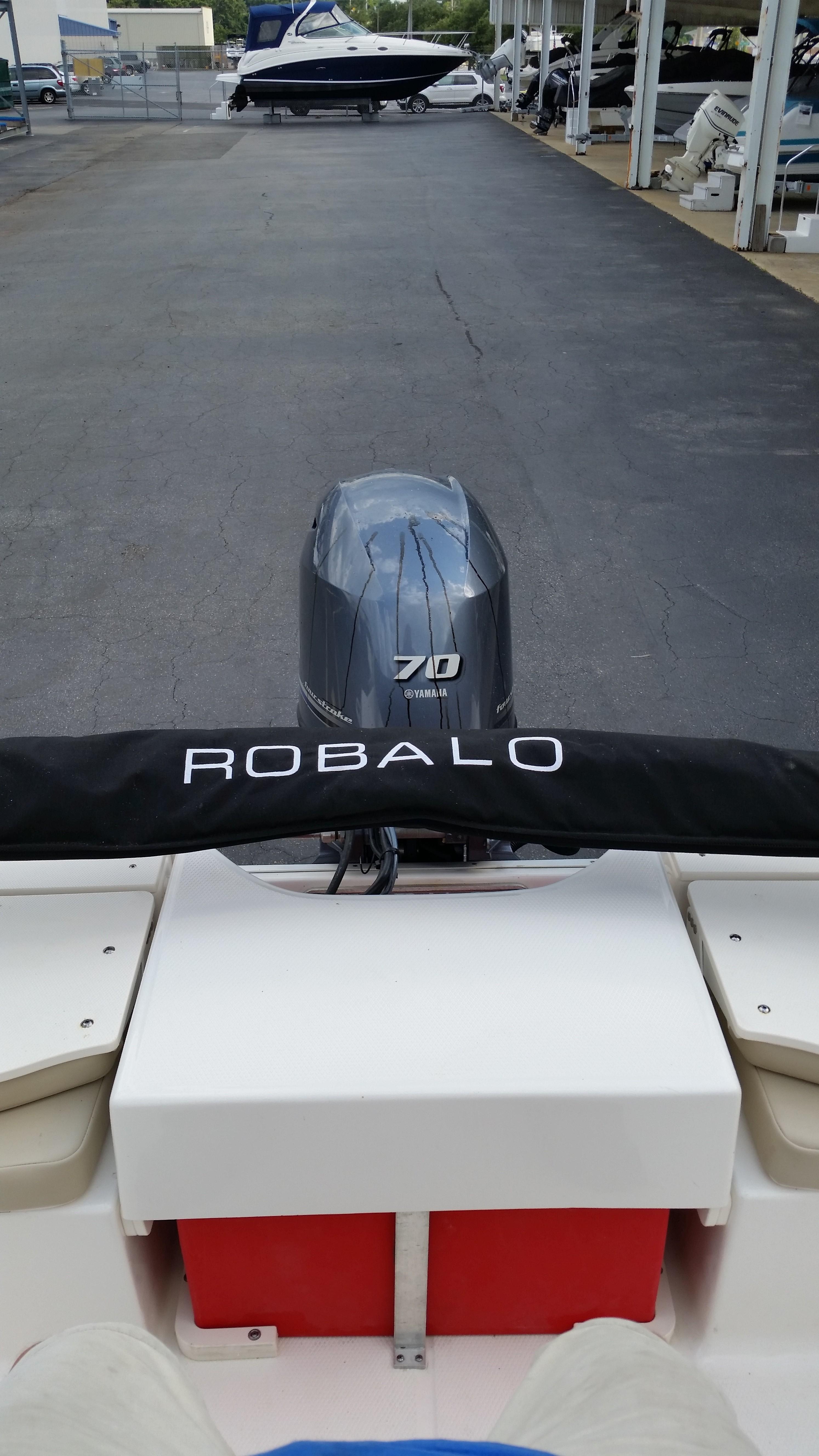 RobaloR160 Center Console