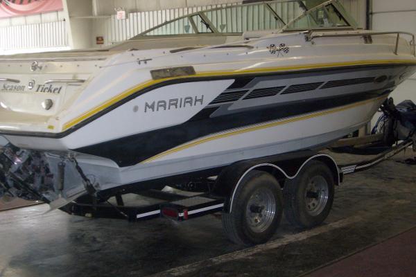 1992 MARIAH 2350 ZC CUDDY for sale