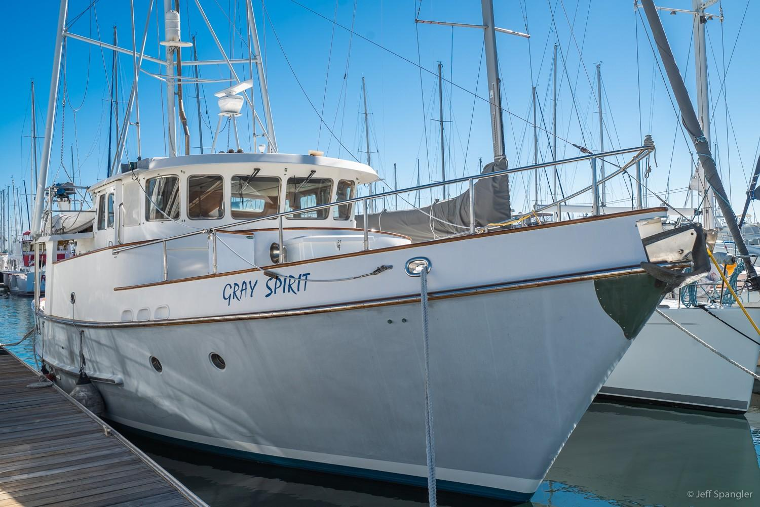 Picture Of:  46' Nordhavn 46 Pilothouse 1990Yacht For Sale   90