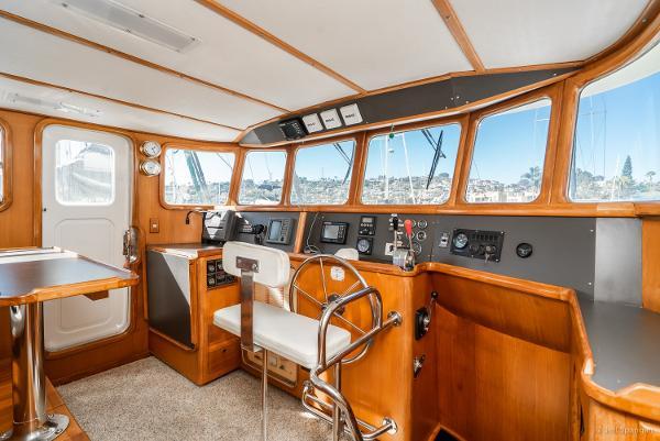 Picture Of:  46' Nordhavn 46 Pilothouse 1990Yacht For Sale | 3 of 90