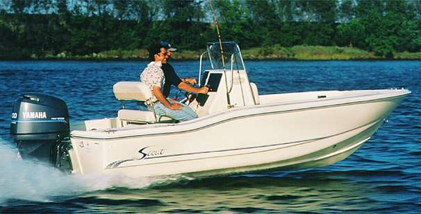 Scout 175 Sportfish - Manufacturer Provided Image