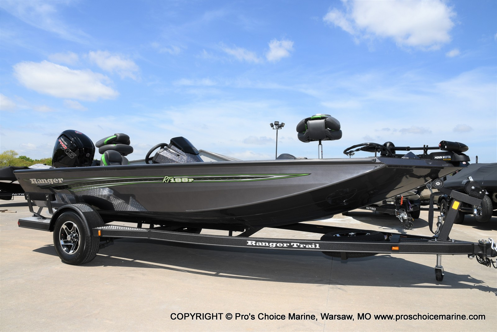 2020 Ranger Boats boat for sale, model of the boat is RT188P & Image # 40 of 50