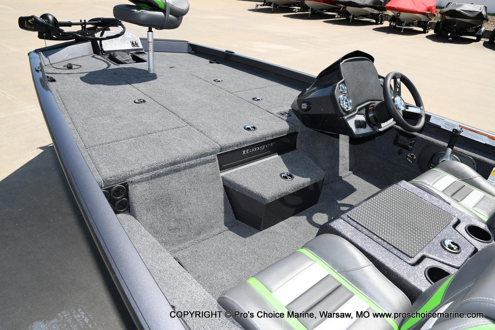 2020 Ranger Boats boat for sale, model of the boat is RT188P & Image # 43 of 50