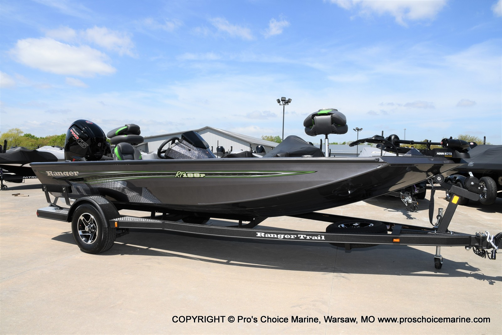 2020 Ranger Boats boat for sale, model of the boat is RT188P & Image # 1 of 50