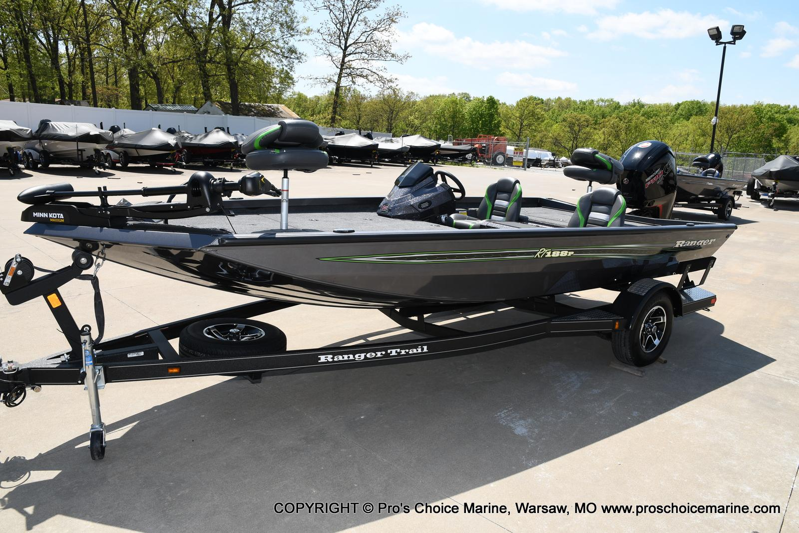 2020 Ranger Boats boat for sale, model of the boat is RT188P & Image # 4 of 50
