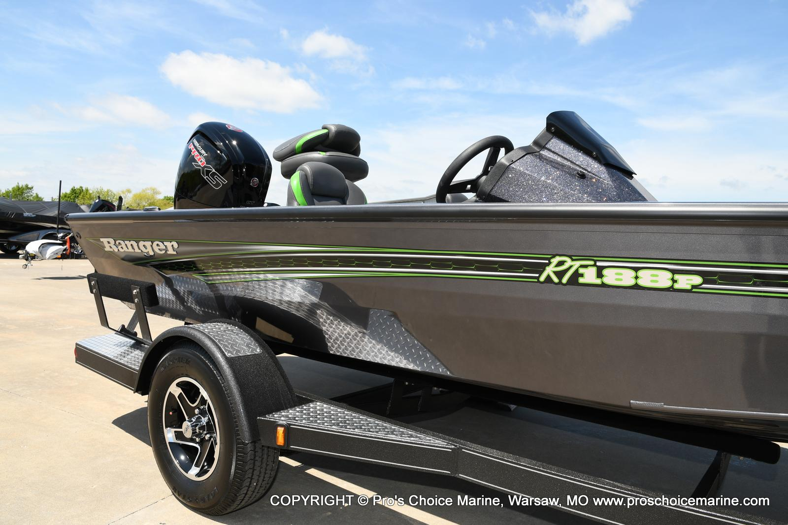 2020 Ranger Boats boat for sale, model of the boat is RT188P & Image # 20 of 50