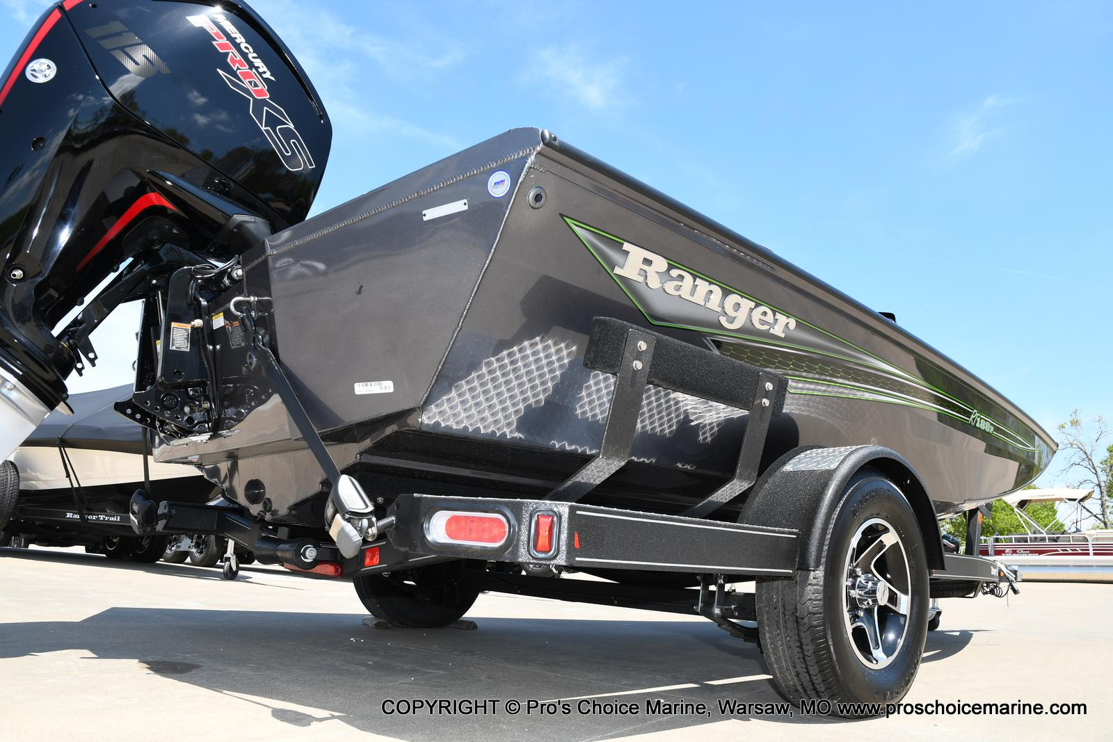 2020 Ranger Boats boat for sale, model of the boat is RT188P & Image # 21 of 50