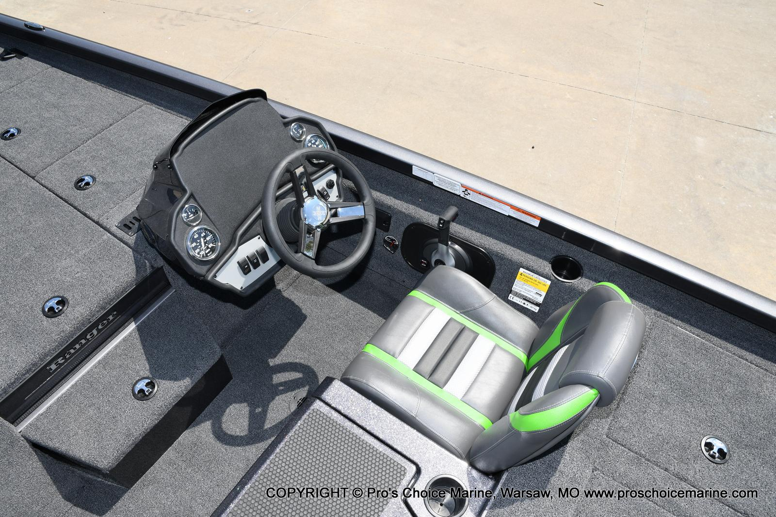 2020 Ranger Boats boat for sale, model of the boat is RT188P & Image # 26 of 50