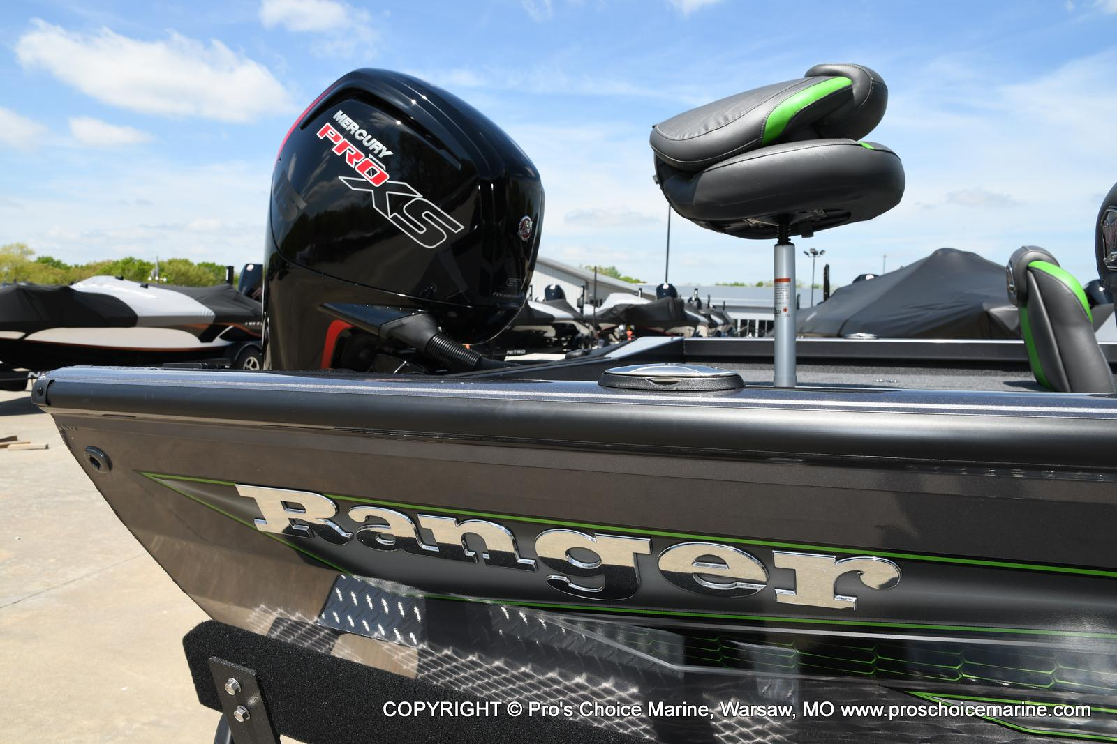 2020 Ranger Boats boat for sale, model of the boat is RT188P & Image # 29 of 50