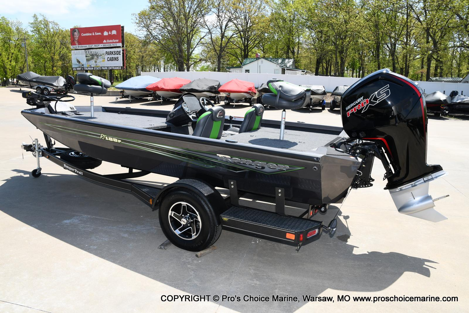 2020 Ranger Boats boat for sale, model of the boat is RT188P & Image # 30 of 50