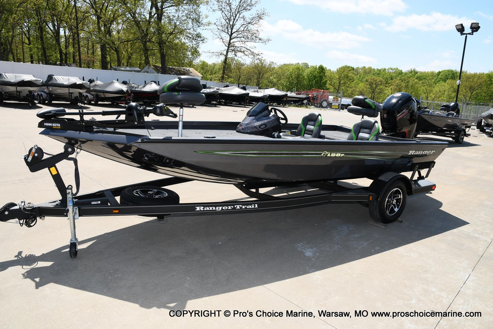2020 Ranger Boats boat for sale, model of the boat is RT188P & Image # 31 of 50