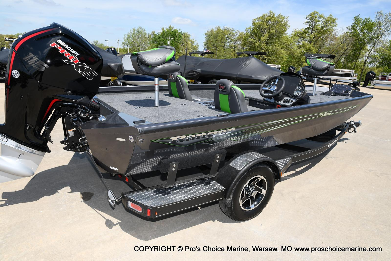 2020 Ranger Boats boat for sale, model of the boat is RT188P & Image # 48 of 50