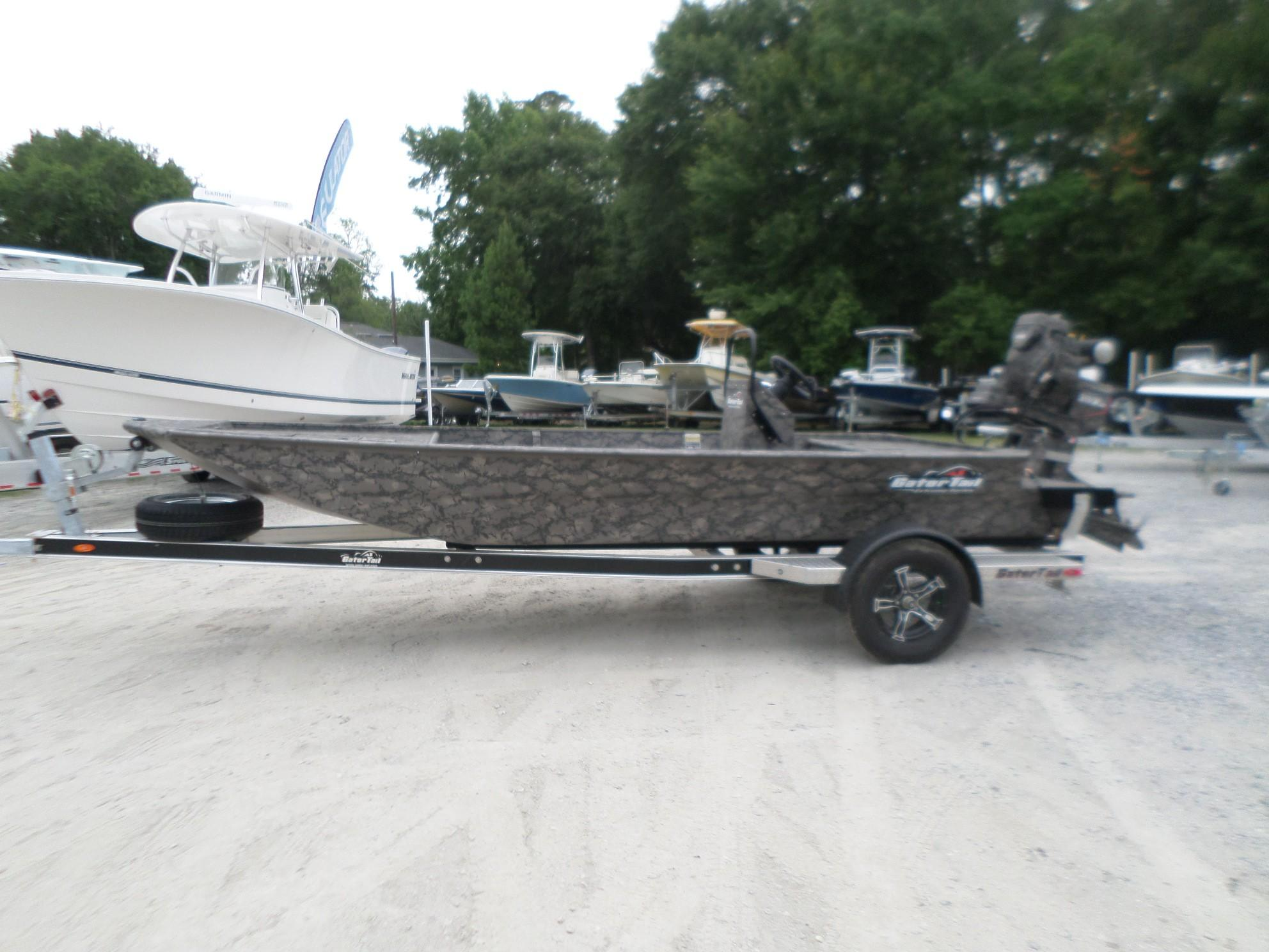 New  2018 18' Gator Tail 1854 Extreme CC Aluminum Fish Boat in Slidell, Louisiana