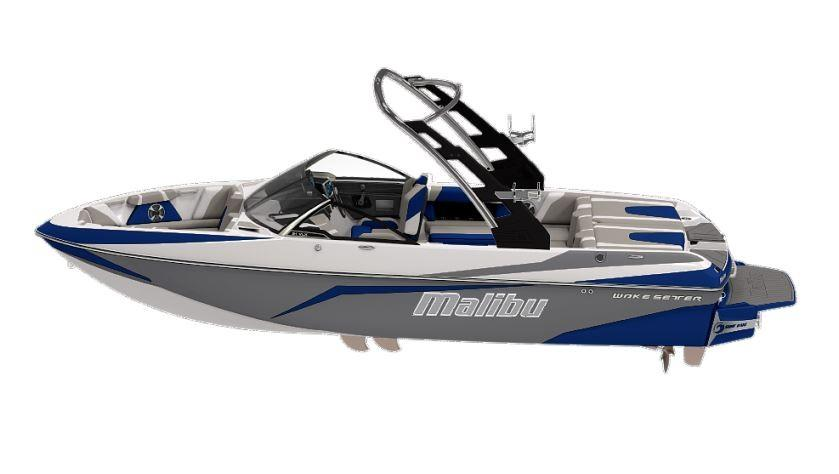 2019 Malibu 21 VLX