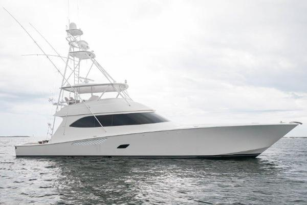 2012 Viking 76 Convertible