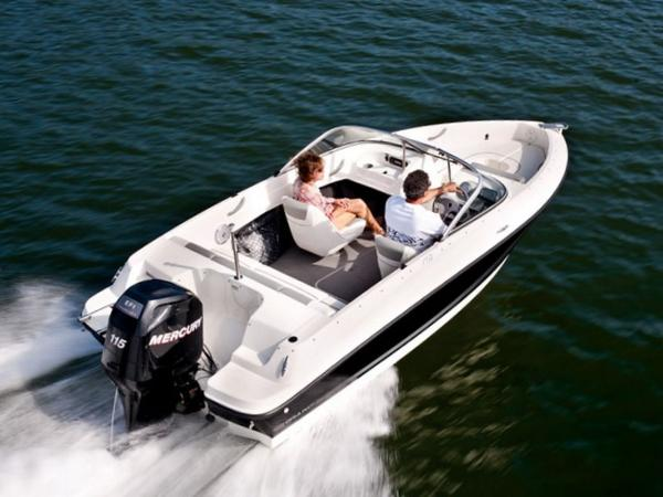 2020 Bayliner boat for sale, model of the boat is 170 Bowrider & Image # 3 of 19