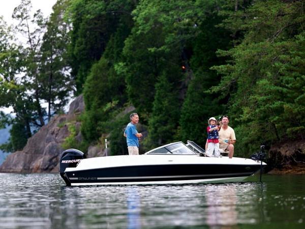 2020 Bayliner boat for sale, model of the boat is 170 Bowrider & Image # 13 of 19