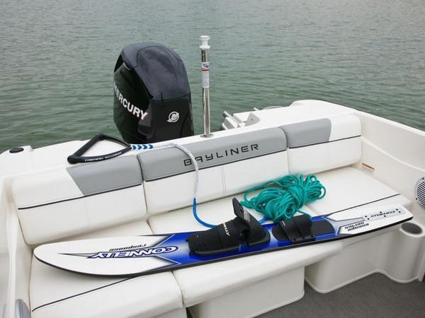 2020 Bayliner boat for sale, model of the boat is 170 Bowrider & Image # 14 of 19
