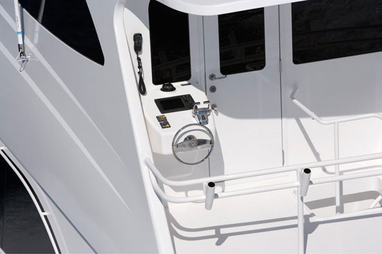 Exterior Bridge Helm