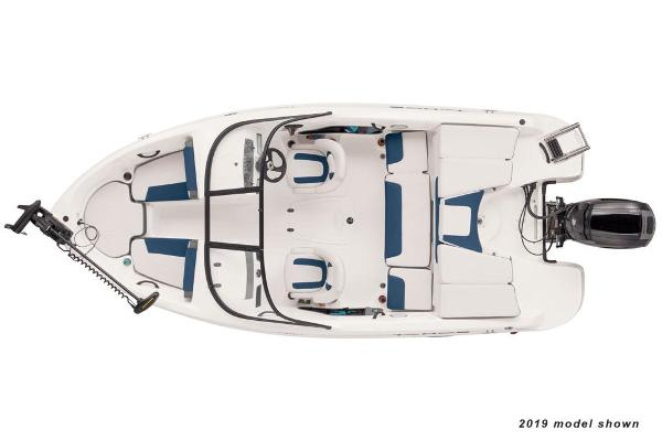 2020 Tahoe boat for sale, model of the boat is 450 TF & Image # 2 of 3