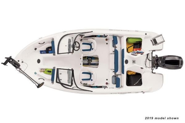 2020 Tahoe boat for sale, model of the boat is 450 TF & Image # 3 of 3