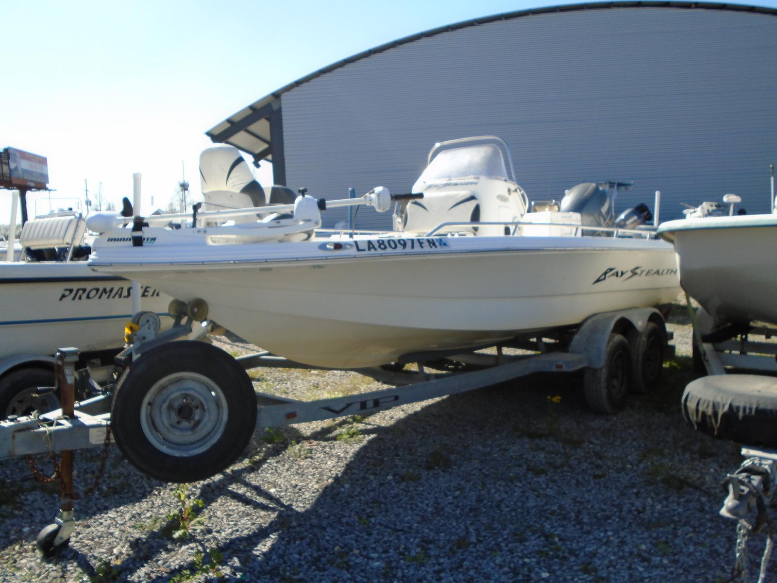 2006 Bay Stealth boat for sale, model of the boat is 2030 & Image # 1 of 12