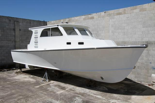 34' Crusader 2015 Modified