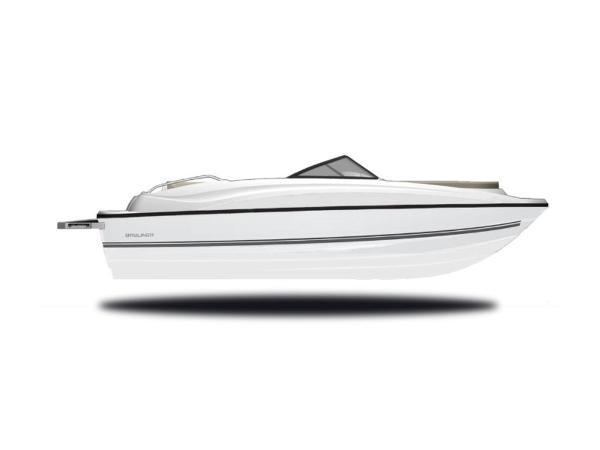 2020 Bayliner boat for sale, model of the boat is 210 Deck Boat & Image # 4 of 33