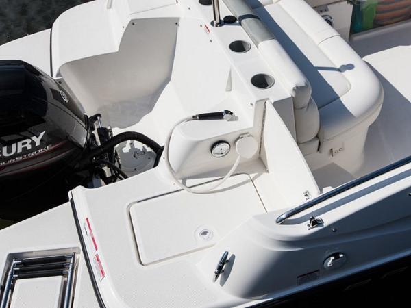 2020 Bayliner boat for sale, model of the boat is 210 Deck Boat & Image # 12 of 33