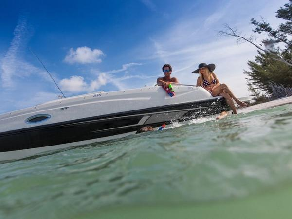 2020 Bayliner boat for sale, model of the boat is 210 Deck Boat & Image # 17 of 33