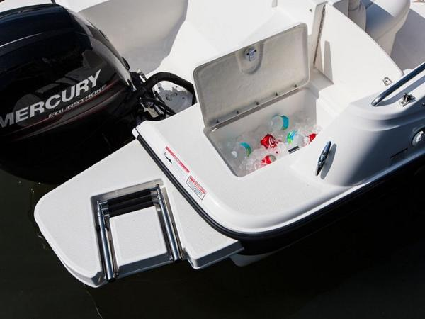 2020 Bayliner boat for sale, model of the boat is 210 Deck Boat & Image # 18 of 33
